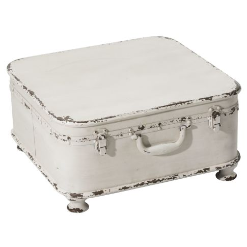 beistelltisch koffer