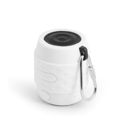 Musikbox Nano Wasserfest, wassergeschützt, ohne Werkzeug montierbar Vorderansicht