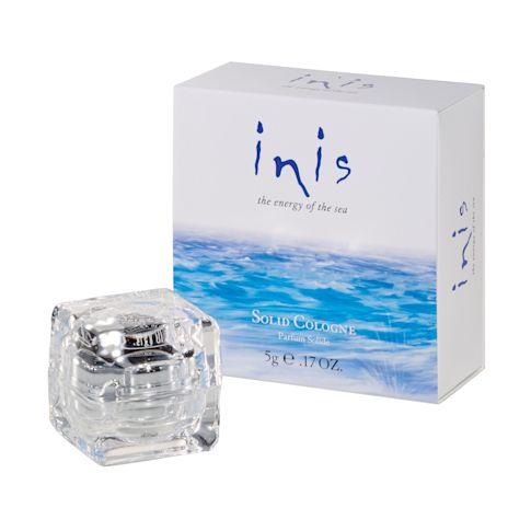 Parfüm auf Wachsbasis Inis, the energy of the see, lang anhaltender Duft, ideal für unterwegs Vorderansicht