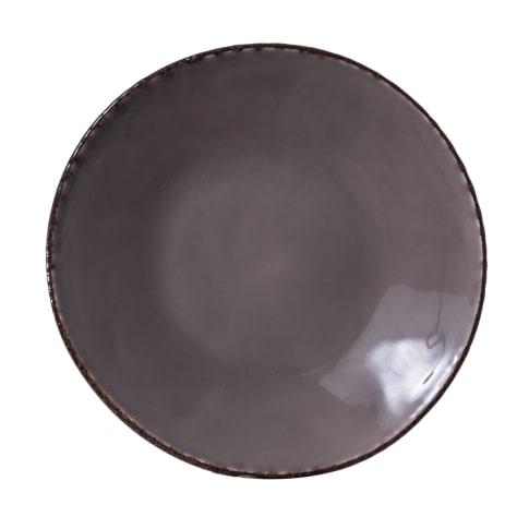 Tafelservice, 12-tlg. Organic, mirkowellen- und spülmaschinengeeignet, Steingut Vorderansicht