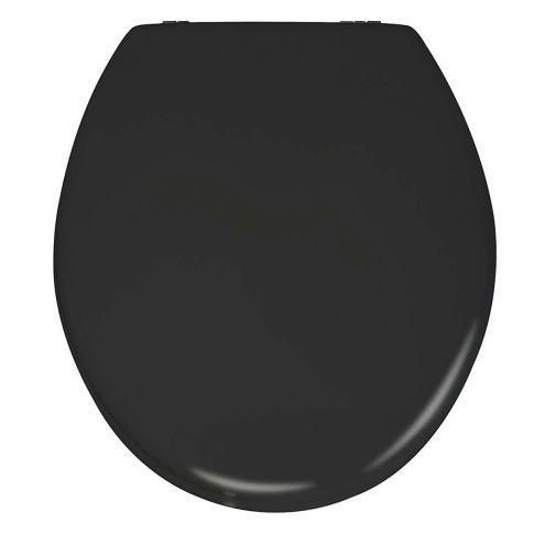 wc sitz prima schwarz matt wc sitze bad. Black Bedroom Furniture Sets. Home Design Ideas