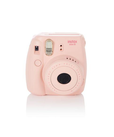 Sofortbildkamera Instax Mini 8, modern Vorderansicht