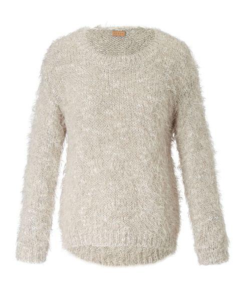 Pullover, flauschig Vorderansicht