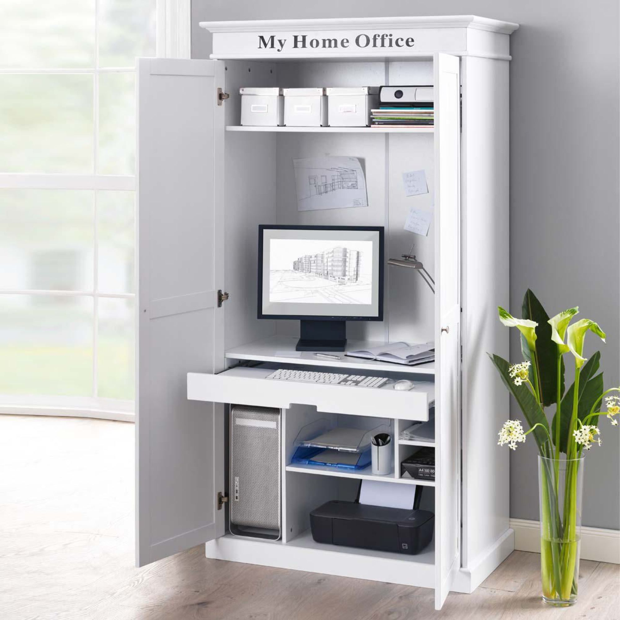 wei e k che wei e arbeitsplatte. Black Bedroom Furniture Sets. Home Design Ideas