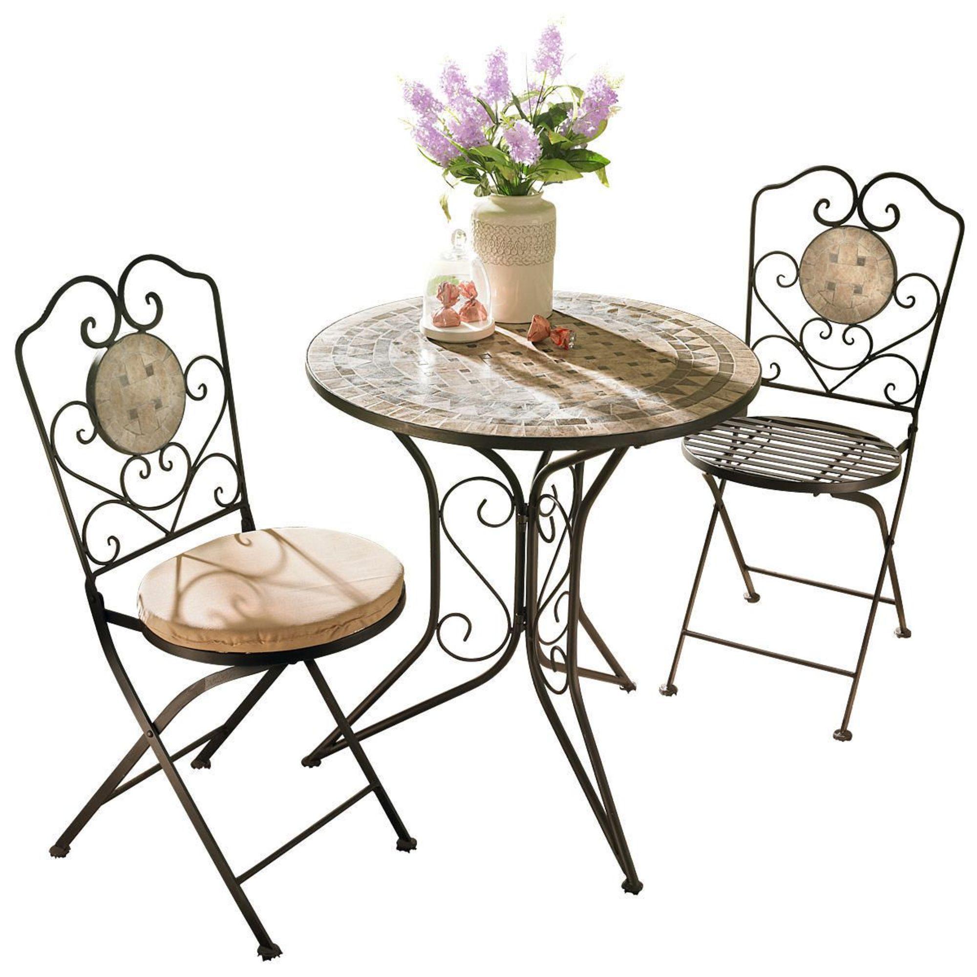 gartenmobel set metall. Black Bedroom Furniture Sets. Home Design Ideas