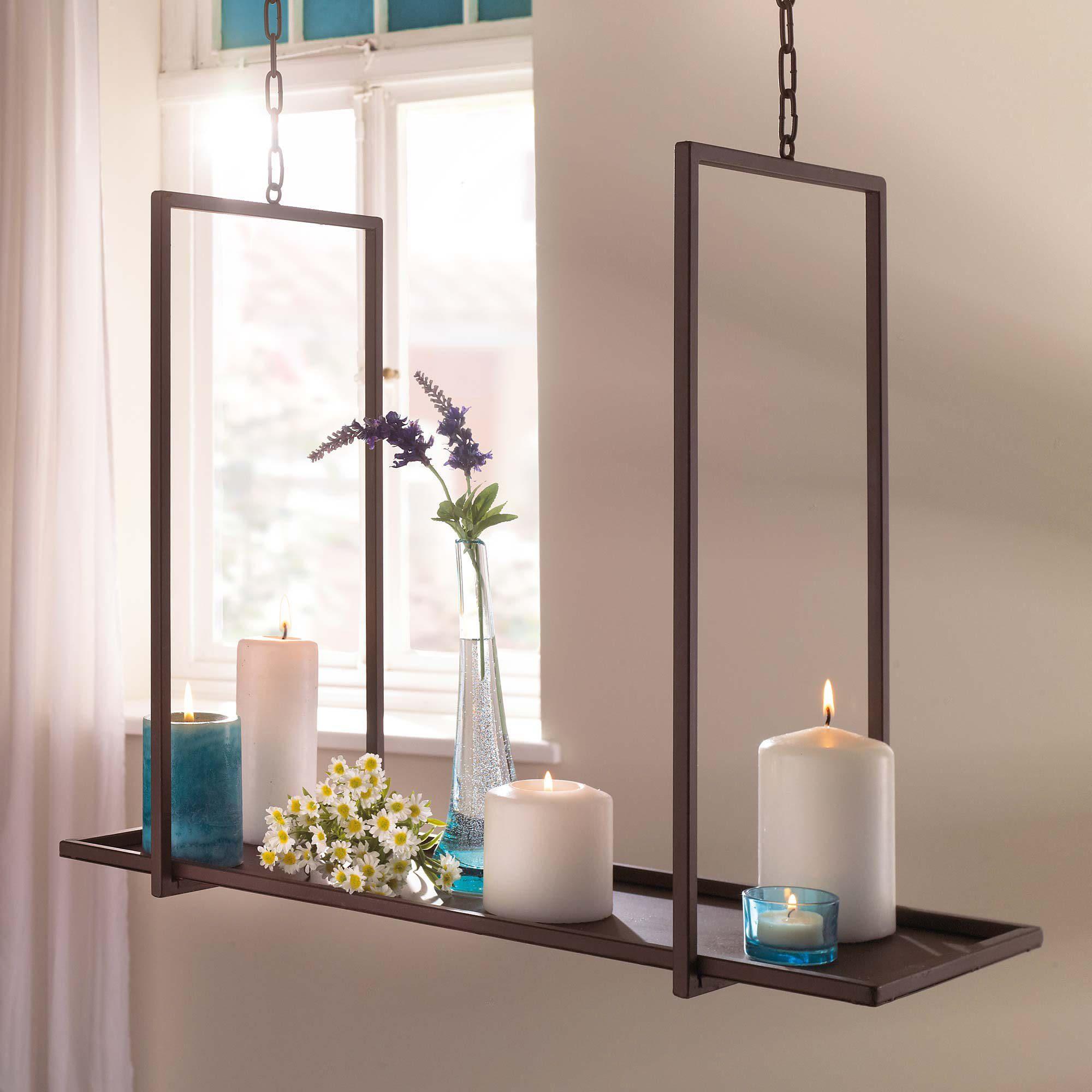 kerzentablett zum h ngen kerzenschale h ngeschale kerzen ebay. Black Bedroom Furniture Sets. Home Design Ideas