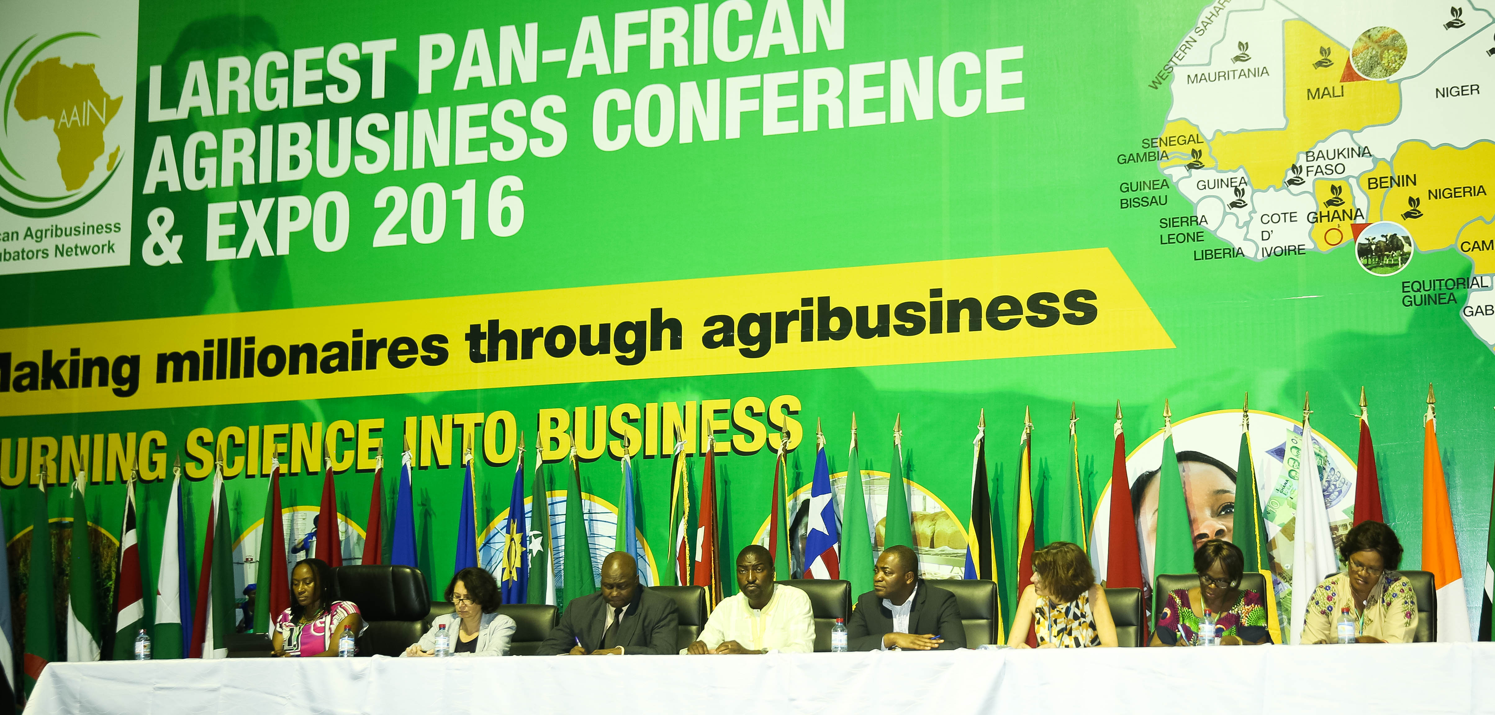 2nd Pan African Agri-Business Incubators Conference and Expo