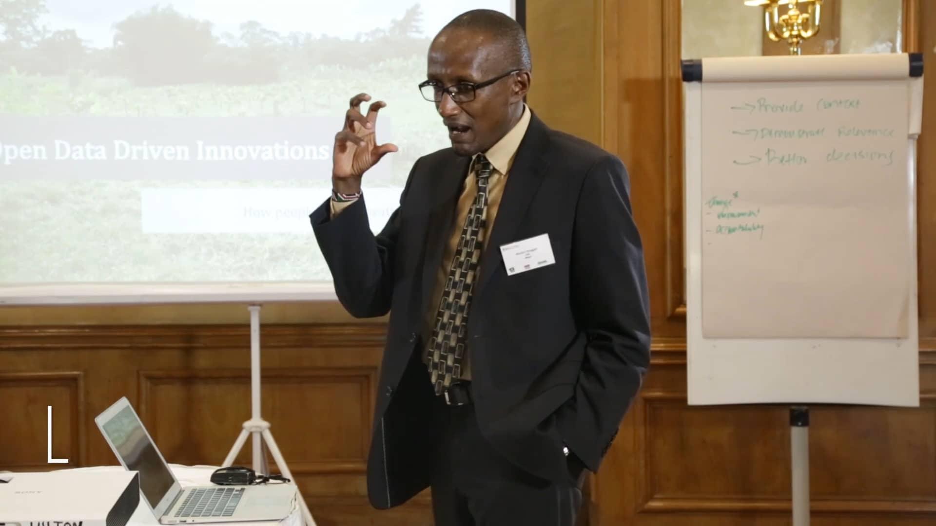 GODAN Action : Capacity Development for data-driven journalism in Africa