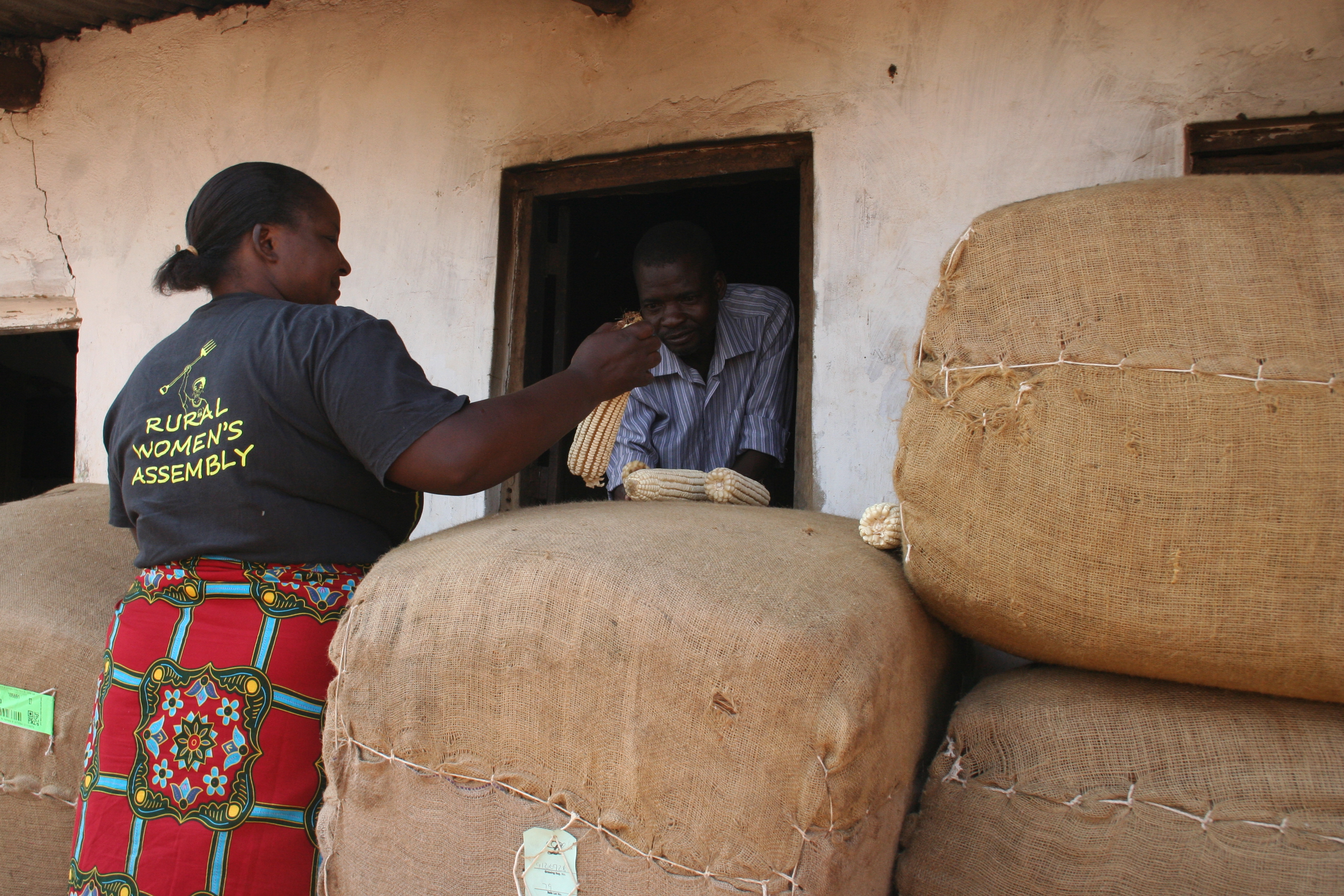 Lilongwe field trip, Malawi