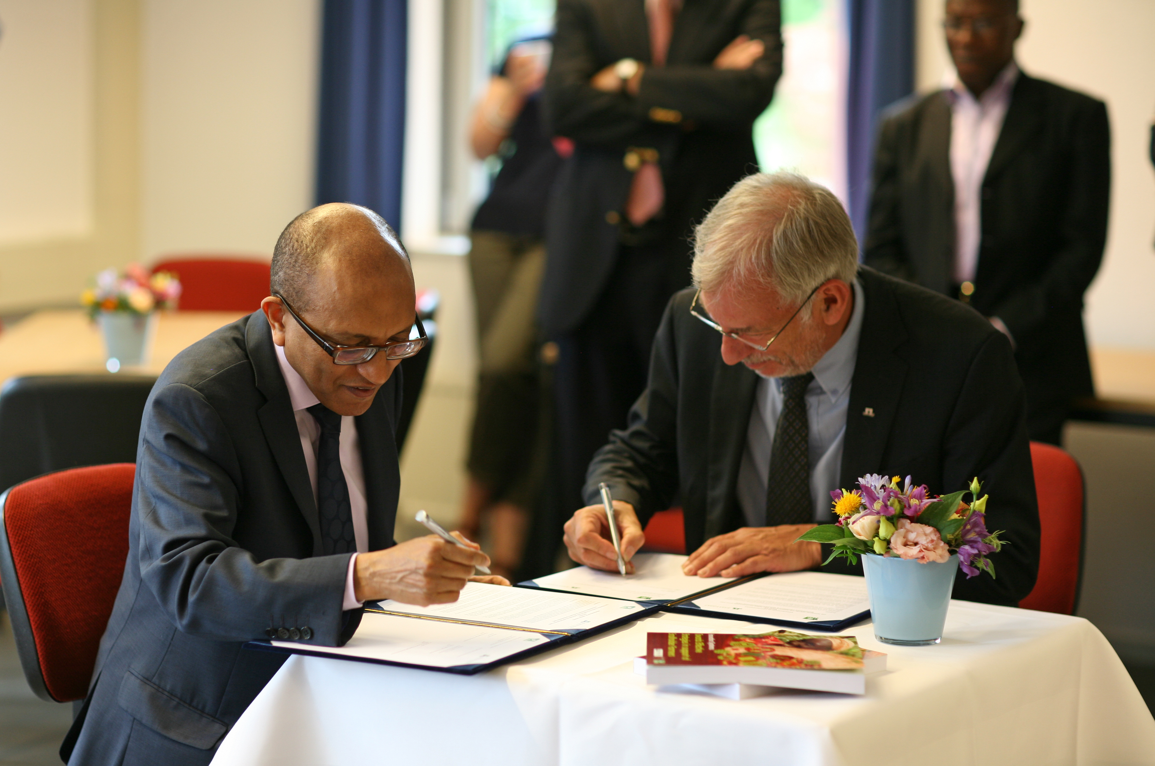CTA and Wageningen University & Research join forces for agenda setting