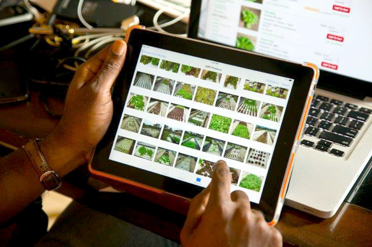 ICTs for agriculture: a must for youth and farmers