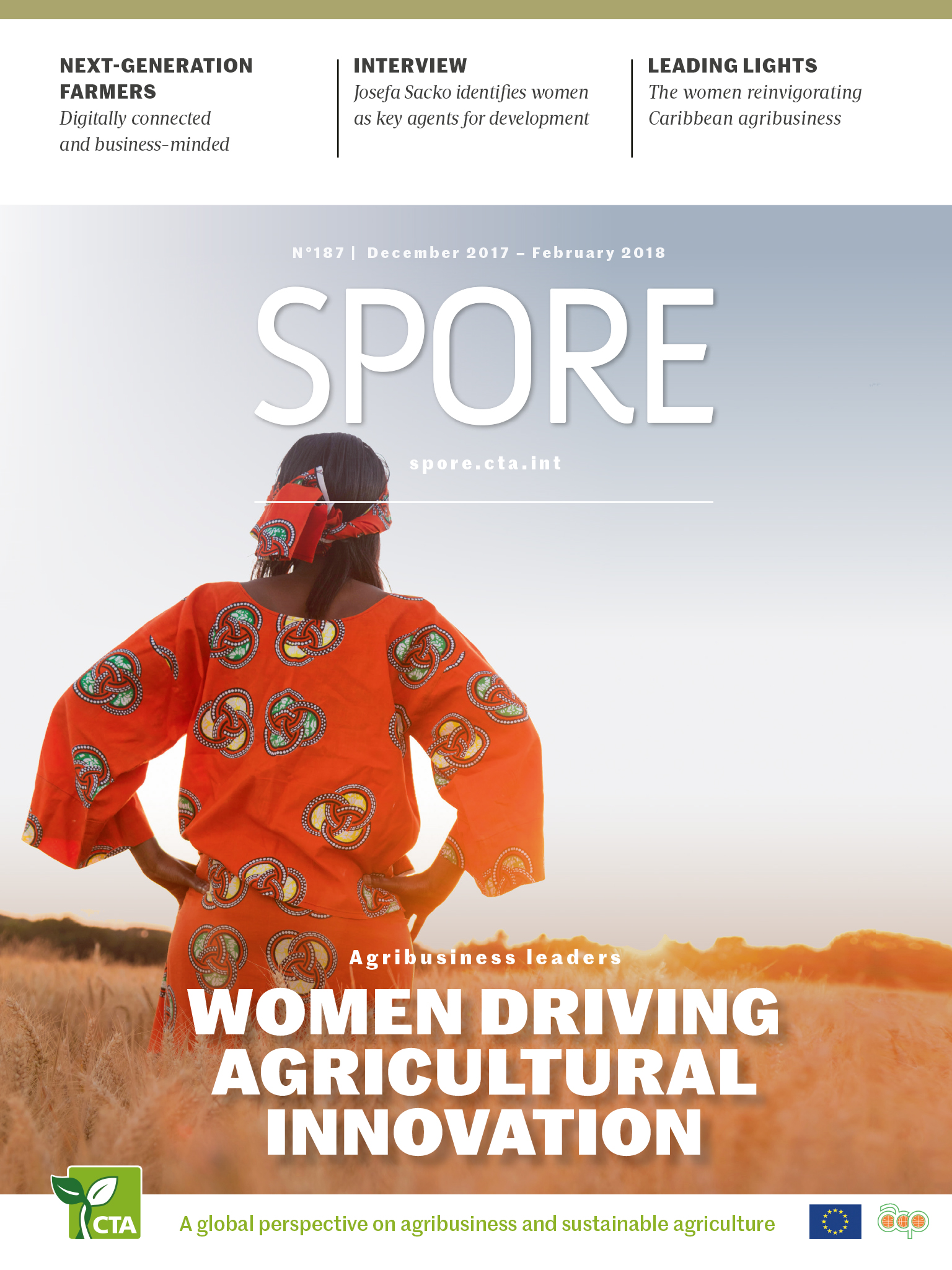 Women Driving Agricultural Innovation