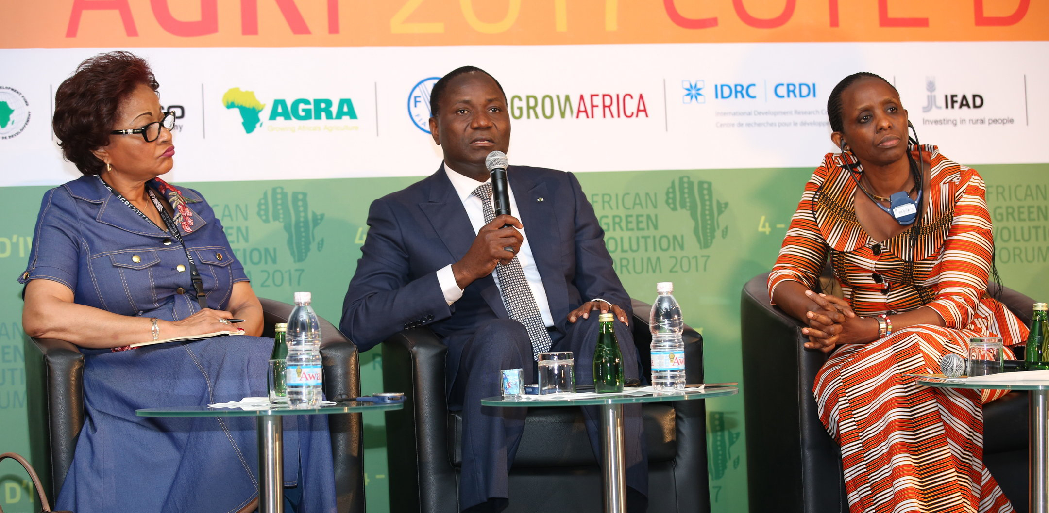 AGRF 2017: The time for talk is over and it is now time for action