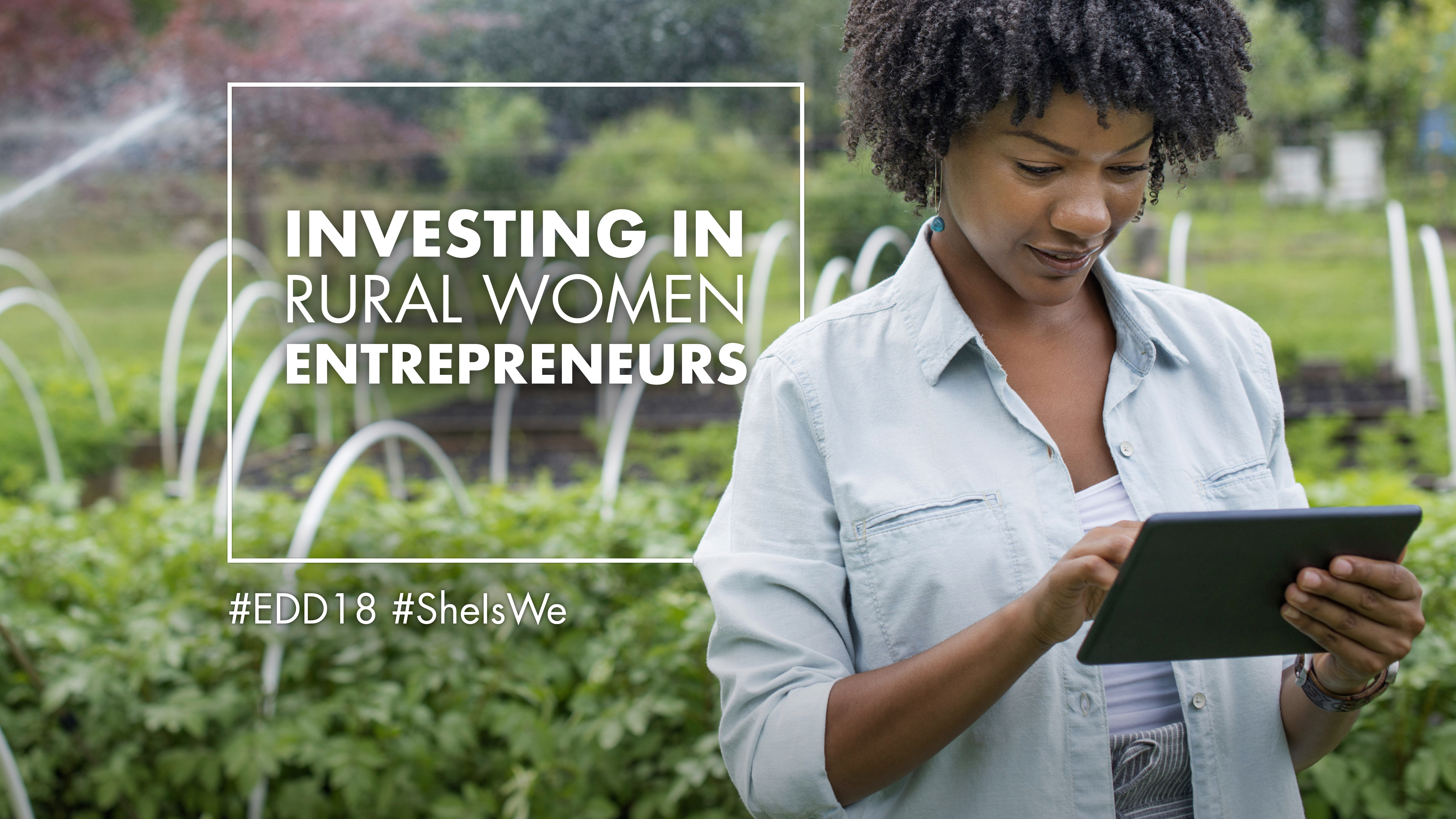 Engaging women in ICT solutions for agriculture