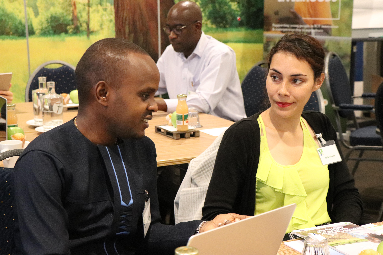 Soutenir l'émergence de la prochaine génération d'agriculteurs par l'entrepreneuriat des jeunes