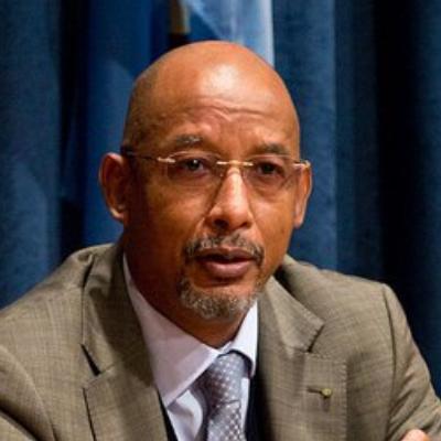 Dr Ibrahim Assane Mayaki