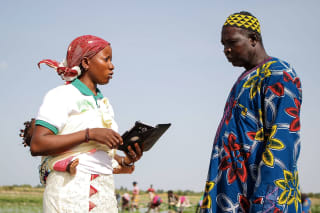 RiceAdvice, a bilingual Android app, is providing extension agents and smallholder farmers in Mali, Nigeria and Senegal with field-specific recommendations