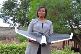 Rwanda's supportive drone regulatory and policy environment has been critical in the development of Charis UAS' innovative solutions