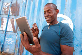 In Jamaica, a pioneering start-up is using blockchain technology to create profiles and credit scores for farmers