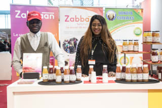 Zabbaan produces between 10,000 and 20,000 bottles of juice a day