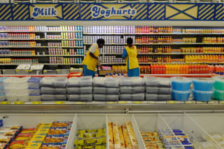 Africa's increasing urban and middleclass population is calling for more convenient and processed food products