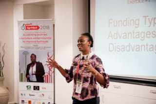 Peer-to-peer mentoring is key for building a cadre of sustainable, viable youth entrepreneurs