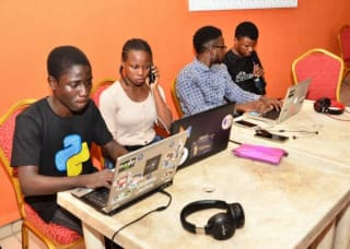 WeHub focuses on inspiring and empowering the youth to solve socio-economic challenges by leveraging technology