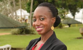 Fayelle Ouane, managing director of the SUGUBA platform which partnered CTA's Pitch AgriHack Competition 2018, has placed women at the heart of sustainable agribusiness