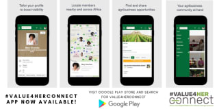 #VALUE4HERConnect app is available on Google Play Store