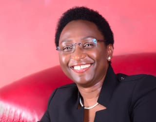 Founder and CEO of Africa Women Innovation and Entrepreneurship Forum (AWIEF)
