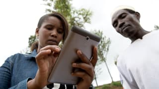 Data on farmers is a condition for building and providing them with tailored services and products