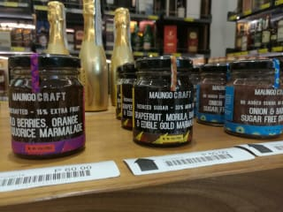 Bonolo Monthe's social enterprise, Maungo Craft, is breaking into the super food market with low and no-sugar preserves from Botswana