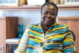 Pour Diariétou Gaye, de la Banque mondiale, il faut offrir aux femmes la possibilité d'exercer leur rôle dans l'économie d'un pays.
