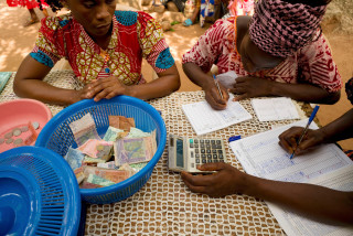 Financial service providers are beginning to tailor products and services to suit women's needs and priorities