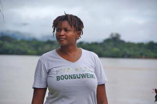 Debora Linga, funder of Tribal Peoples Development
