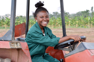 Agricultural production is central to young people's livelihoods