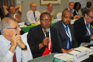 Patricia Rwasoka-Masanganise, Regional Agricultural Development Specialist at USAID Southern Africa