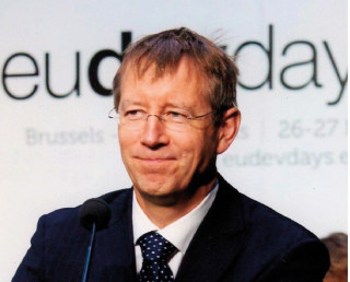 Jean-Pierre Halkin is head of Unit for Rural Development, Food and Nutrition Security at the European Commission Directorate-General for International Cooperation and Development (EuropeAid)