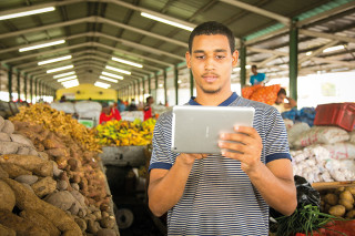 In Africa, many small and medium enterprises have real potential for creating jobs and increasing a country's GDP, but they lack financing to expand