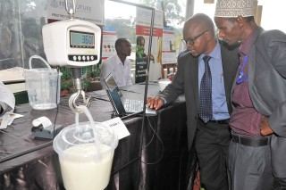 New innovations are enabling Kenyan dairy farmers to receive better value for their milk