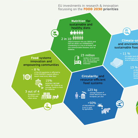Food 2030: Research and Innovation for Food and Nutrition