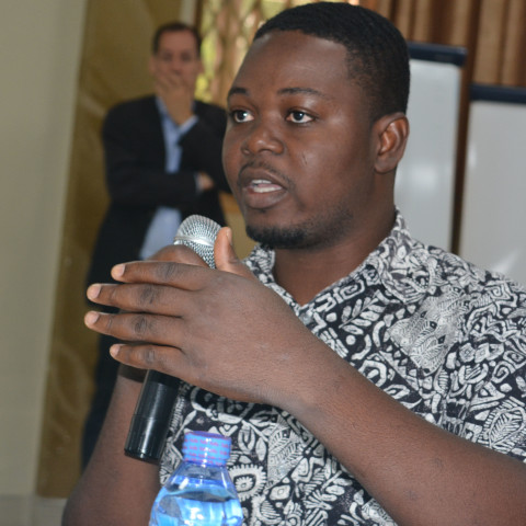 Experience capitalization workshop in Accra, Ghana