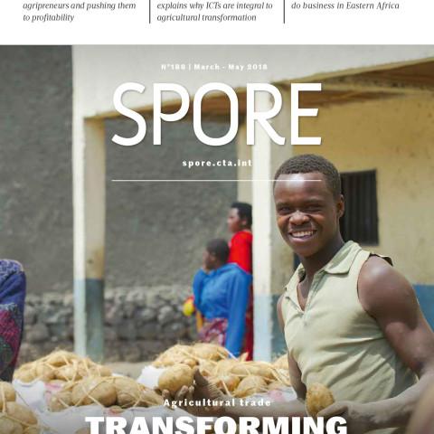 Spore Magazine 188: Agricultural Trade - Transforming the Informal Economy