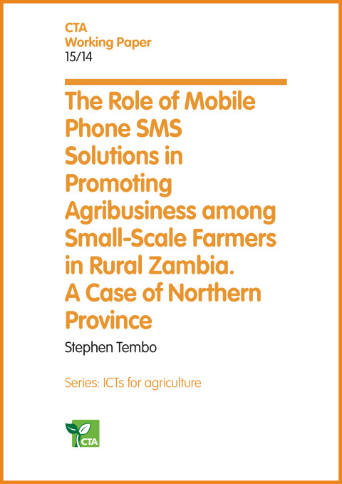 The role of mobile phone SMS solutions in promoting