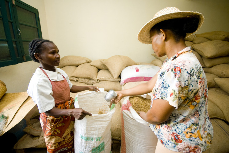 Strengthening Africa's cooperatives