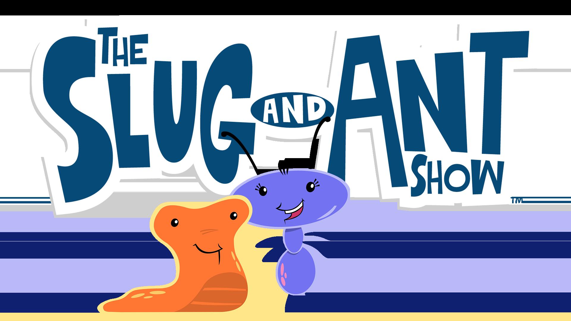 Slug ant show logo