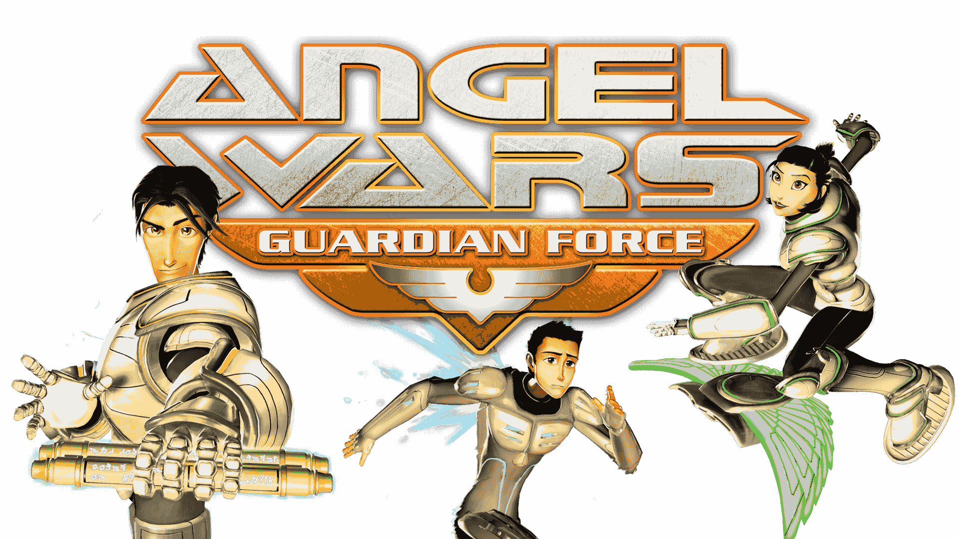 Angel wars logo