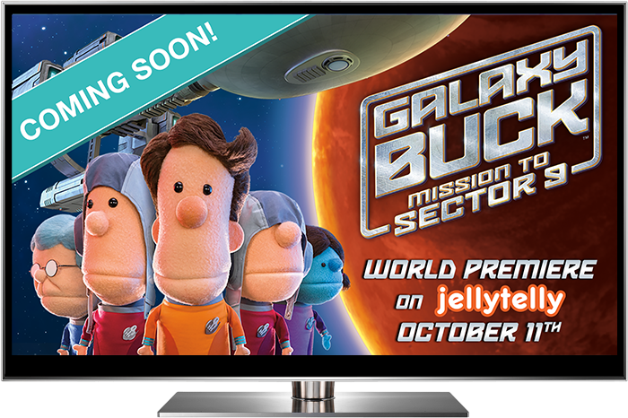 Tv front galaxybuck