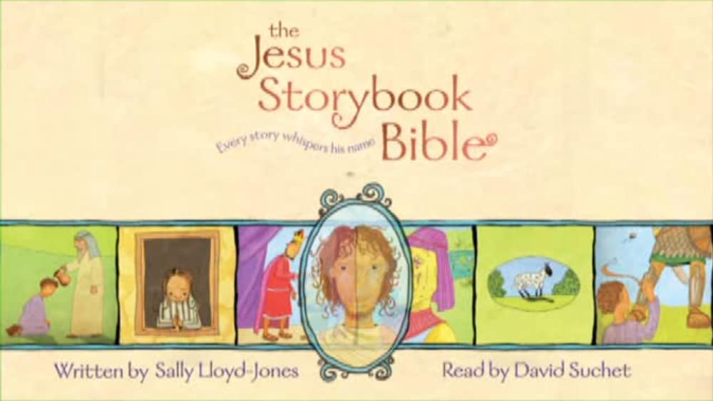 Gods wonderful surprise   the jesus storybook bible