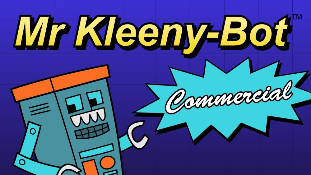 Mr. Kleeny Bot